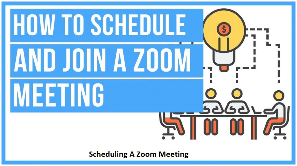 HOSTING AND SCHEDULING A ZOOM MEETING