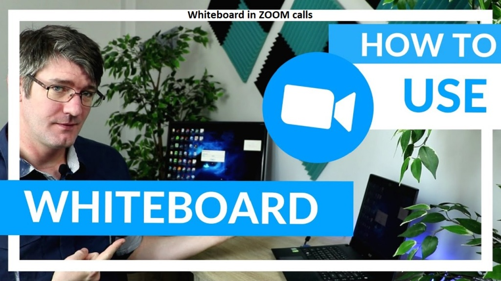Zoom Whiteboard - Virtual whiteboard